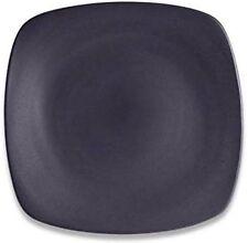 Noritake Kona Slate Square Dinner Plate Black 11.75inch