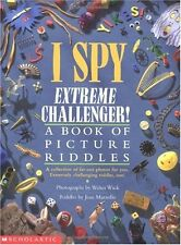 I Spy Extreme Challenger: A Book of Picture Riddles by Jean Marzollo