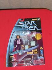 "Star Trek Next Generation - ""Cadet Deanna Troi"" - 1997 Playmates Action Figure"