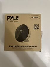 Pyle Indoor Air Quality Meter, Digital Carbon Dioxide / Air Pollution Detector