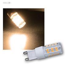 G9 LED Stifsockel Leuchtmittel Birne warmweiß 400lm DIMMBAR 230V/4W Glühbirne
