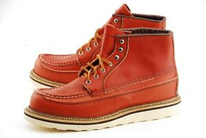 NEW W BOX | RED WING 10E CANOE MOC BOOTS HERITAGE 9851 9850