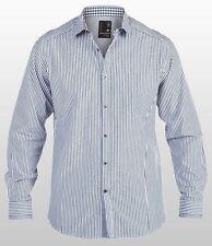 Duke Regular Fit Striped Casual Shirts & Tops for Men