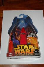 Royal Guard Senate Security Red-Star Wars Revenge of the Sith-MOC