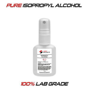 Isopropyl Alcohol Spray 99.9% IPA Travel Size Multiple Surface Cleaner - 50ml