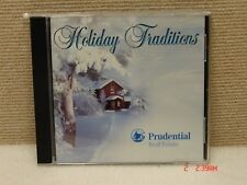 *CD Holiday Traditions - Prudential Real Estate                               B2
