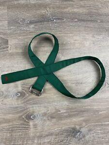 Polo Ralph Lauren XL Nylon Green Belt