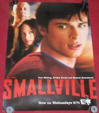 Smallville Television Poster 18x24 Tom Welling Kristin Kruek Michael Rosenbaum