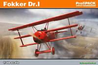 Eduard 8162 Fokker Dr I 'Profi-Pack' 1/48 Scale Plastic Model Kit