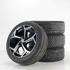 VW Polo AW Winterräder Dunlop 17 Zoll Alufelgen Bonneville Felgen 2G0601025L