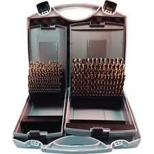IDG 92-teil. Spiralbohrer-Set, Metallbohrer, HSS-Bohrer 1-10 mm, 0,1 mm steigend