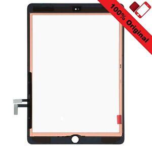 "iPad 5 Orignal 9,7"" (2017) Display Touchscreenglas Frontscheibe Schwarz  Air 1"