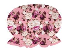 Danielle Creations Vintage Floral Blush Gorro de Baño Ducha/- Talla única