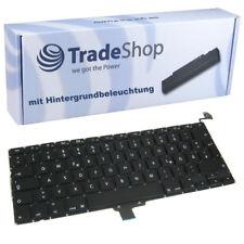 Tastatur QWERTZ DE mit Beleuchtung für Apple Macbook Pro A1278 A1279 A1280