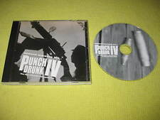 TKO Records Compilation Punch Drunk IV Punk Rock CD Album
