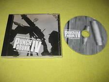 TKO Records Compilation Punch Drunk IV Punk Rock CD Album