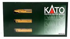 "HO Scale Kato 30-9049 Gunderson MAXI-IV Double Stack Well Car Set TTX ""New Logo"""