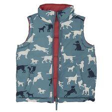 Boys' Polyester Vests