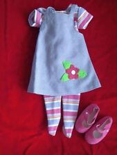 TONNER EFFANBEE  DOLL OUTFIT & SHOES