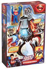 Superman Man of Steel Quickshots Battle for Metropolis Play Set NEW