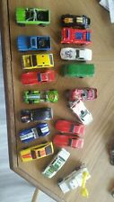 Vintage Hot Wheels Lot Of 18..motor home.  Red Lines. Fire Truck. Vets. Hydro...