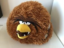 "Angry Birds Star Wars Large 12"" Chewbacca Bird"
