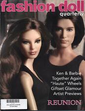 Fashion Doll Quarterly FDQ  Reunion 2011