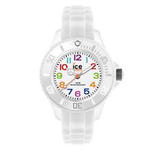 Ice-Watch - ICE mini White - Boy's Unisex wristwatch with silicon strap - 000744