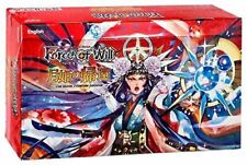 Force of Will Moon Priestess Returns Booster Box Sealed 36 Packs FOW TCG