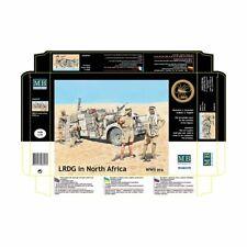 Master Box LTD Mast3598 LRDG in North Africa WWII 1/35