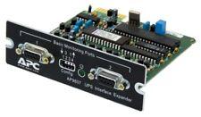 APC AP9607 2-PORT SERIAL INTERFACE EXPANDER SMARTSLOT