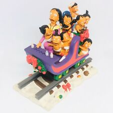"""Nahasapeemapetilion s Family Daycare"" The Simpsons Christmas Express Collection"