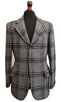Men's Vintage DAKS Tweed Jacket Blazer 38L