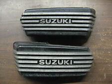 85 SUZUKI MADURA GV700 GV 700 CARBURETOR SIDE COVERS