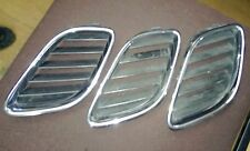 Saab Chrome Grille LH section for Saab 9-5 - 2002-2005