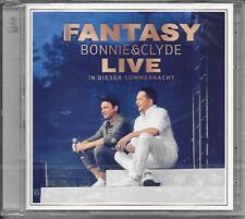 2 CD Fantasy `Bonnie & Clyde Live - In dieser Sommernacht` Neu/OVP