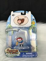 "Adventure Time 2"" Action Figure Walkman Finn Wearing Headphones 2012 Jazzwares"