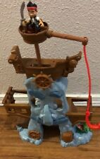 Fisher Price Disney Jake and The Never Land Pirate Hook's Adventure ROCK