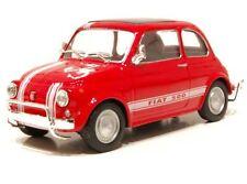 Fiat 500 L Abarth - Red - Cararama (Oliex)