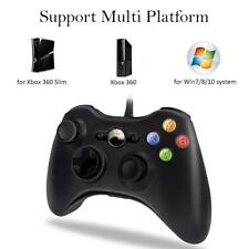 USB Wired Game Controller Gamepad Joystick for Microsoft Xbox 360 &PC Windows