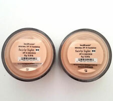 2 Pack of Bareminerals Original Fairly Light Escentuals Foundation 8g N10 SPF15