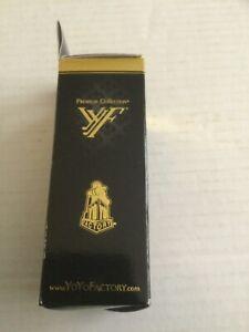 """Yoyofactory Premium Collection Yo-Yo Red- """"Play Like  A Pro"""""""