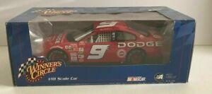 2000 Winners Circle 1/24 NASCAR Bill Elliott Dodge 9 UAW Intrepid Limited Ed Nib