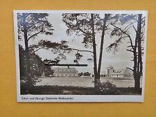 AK Feuerwehrschule Heyrothsberge b. Magdeburg 1934, selten !!!!!