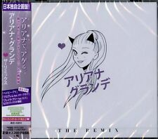 ARIANA GRANDE-THE REMIX-JAPAN ONLY CD E78