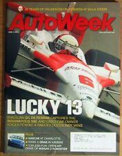 AUTOWEEK 2003 JUNE 02 - PANDA, NEW M5, 350Z ROADSTER
