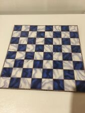 Mattel 2002 Harry Potter Wizard Chess - Foldable Board Only - EUC