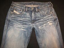 Diesel Jeans Zink Low Bootcut Distroyed Distressed  Sz 26  Italy made