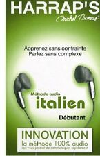 METHODE ITALIEN DEBUTANT + PERFECTIONNEMENT HARRAPS MICHEL THOMAS HARRAP'S