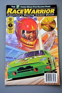 Comic, Race Warrior #1, 2000